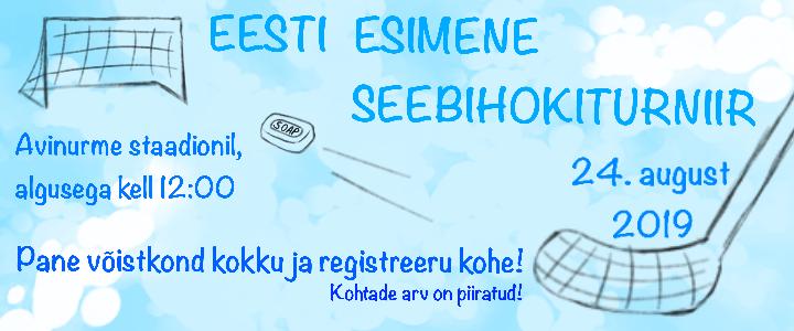 Eesti Esimene Seebihokiturniir